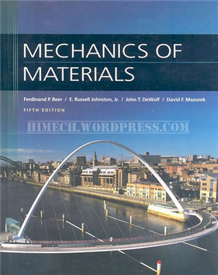 Mechanics of materials  5th